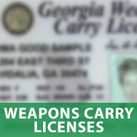 WEAPONS PERMIT
