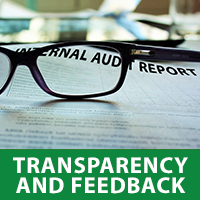 Transparency & Feedback