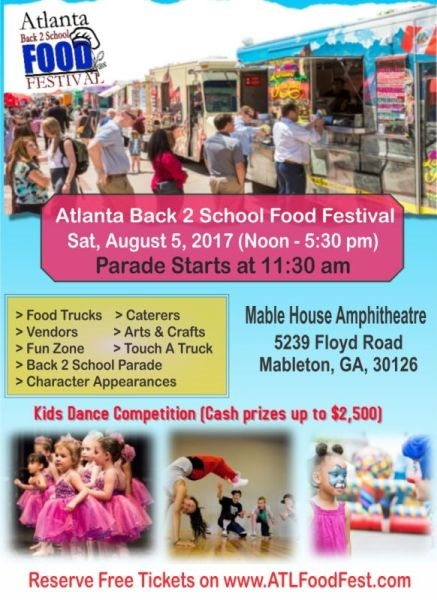 17 Atlanta Food Festival FlyerFB