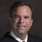 Judge Elect John S. Morgan